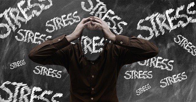 Riconoscere lo stress ci facilita la vita