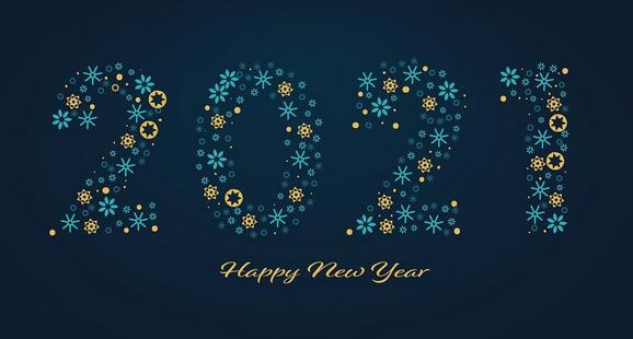 Per il 2021, vi auguro abbondanza!